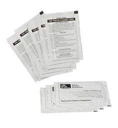 Комплект чистящий Zebra 105999-302 для ZXP3 (1000 отпечатков/карт) недорого