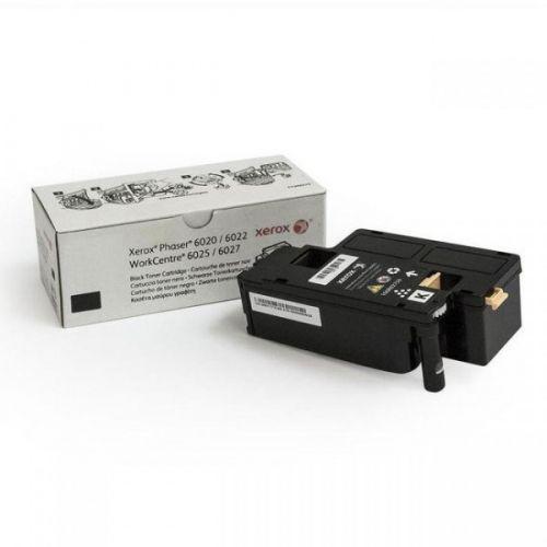 Принт-картридж Xerox 106R02763 Phaser 6020/22/WC 6025/27 черный (2K) принт картридж xerox 106r02251 желтый 2k phaser 6600 wc 6605