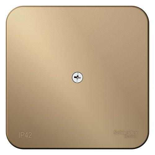 Коробка распределительная Schneider Electric BLNRK000014 Титан наруж