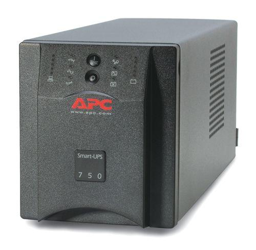 Источник бесперебойного питания APC Smart-UPS SUA750I 750VA/500W USB, Serial 230V