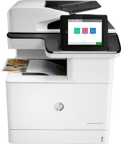 МФУ HP Color LaserJet Enterprise MFP M776dn T3U55A А3, 4 цвета, 1200x1200 dpi, 46 стр/мин, лотки 100/550 листов, дуплекс, USB/LAN, сканер планшетный/п