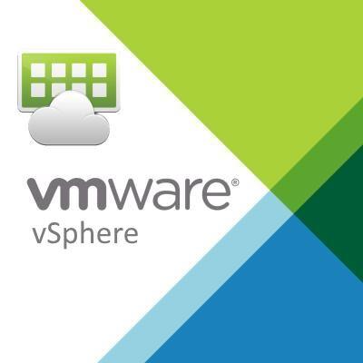 VMware CPP T3 vSphere 7 Remote Office Branch Office Standard (25 VM pack)