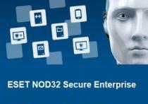 Eset NOD32 Secure Enterprise for 52 users продление 1 год
