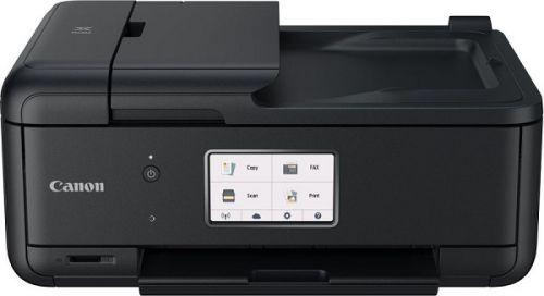 МФУ Canon PIXMA TR8540 2233C007 струйный, принтер, сканер, копир, 4800dpi, Bluetooth, WiFi, AirPrint, ADF, duplex, сенсорный дисплей