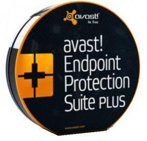 AVAST Software - Право на использование (электронный ключ) AVAST Software avast! Endpoint Protection Suite Plus, 3 years (500-999 users) (EUP-07-500-36)