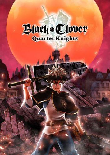 Право на использование (электронный ключ) Bandai Namco Black Clover: Quartet Knights