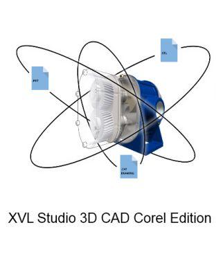 Corel XVL Studio 3D CAD CE Add-On (CDTS2019)