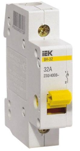 IEK - Выключатель нагрузки IEK MNV10-1-032