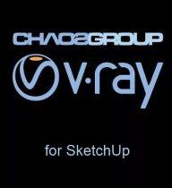 Chaos Group V-Ray 5 для SketchUp Workstation, коммерческий, английский