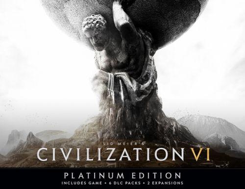 Право на использование (электронный ключ) 2K Games Sid Meier's Civilization VI Platinum Edition недорого