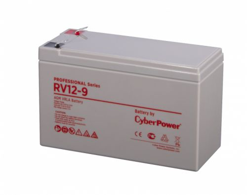 Батарея для ИБП CyberPower Professional RV 12-9 12V 9 Ah