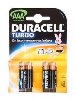 Duracell LR03 Turbo