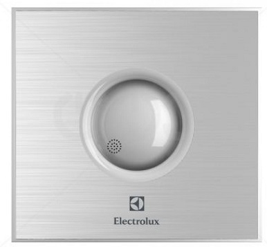Вентилятор вытяжной Electrolux EAFR-100T Rainbow, с таймером, white