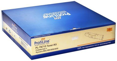 Тонер ProfiLine PL_TK-715_WC для Kyocera KM-3050/KM-4050/KM-5050 с бункером отработанного тонера 34000 копий