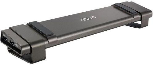 Фото - Док-станция ASUS HZ-3B 90XB04AN-BDS000 65W 19V/4.32A, USB 3.0 in, 4USB 3.0, USB TYPE C, mic, audio, 10/100/1000 LAN, DVI-I , HDMI док станция vcom usb 3 1 type c m hdmi usb 3 0 rj45 pd cu455