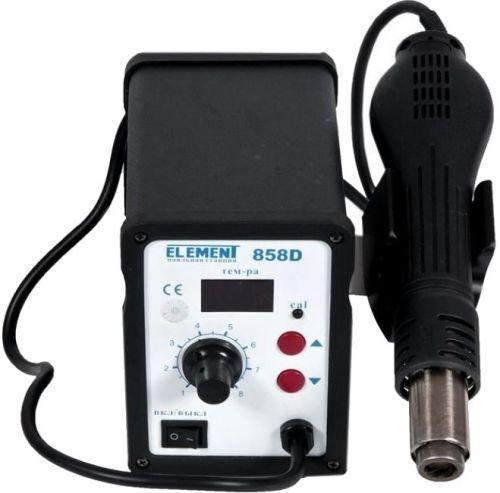 Паяльный фен Element 858D цифровой