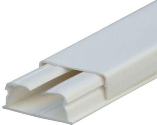 Кабель-канал Legrand 30017 DLPlus 32x20мм, 1 отделение, белый (2м)