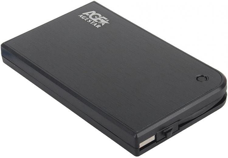 AgeStar 3UB2A14 (BLACK)