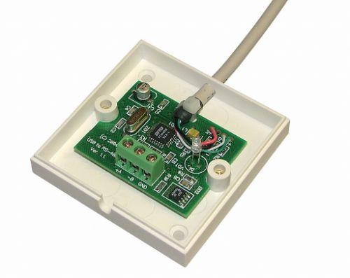 Модуль Parsec NIP-A01 интерфейс для подключения одного сетевого контроллера к ПК, интерфейс USB