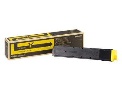 Тонер-картридж Kyocera TK-8305Y (1T02LKANL0)