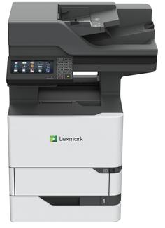МФУ монохромное Lexmark MX721ade 25B0066 A4, 1200*1200dpi, 62 стр/мин, дуплекс, цвет.сканер, копир, факс, сеть