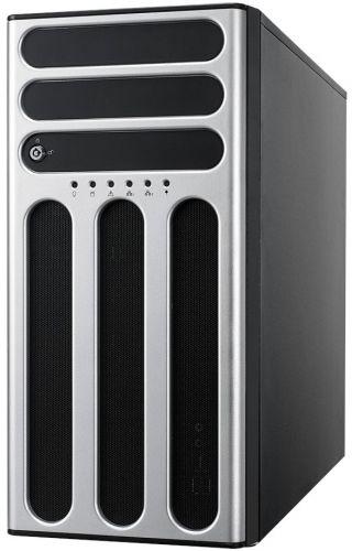 Серверная платформа 5U ASUS TS300-E10-PS4 s1151, 128GB max, 4HDD Hot-swap, DVR, 500W, CPU FAN