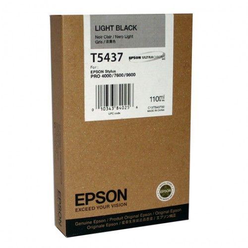 Картридж Epson C13T543700 для принтера Stylus Pro 7600 grey
