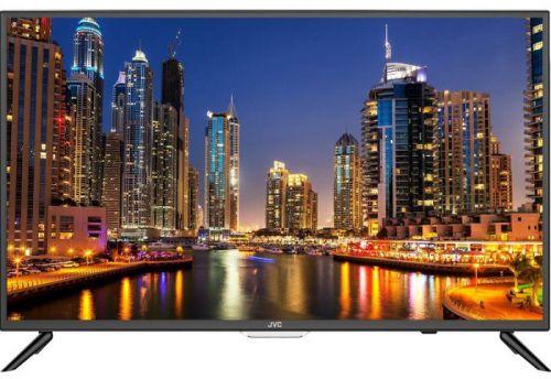 Телевизор JVC LT-43M495 1920x1080, DVB-C, DVB-T, DVB-T2, Слот CI/PCMCIA, Яркость 300, Контрастность 1200:1, Угол обзора 178*178, Телетекст, 2 HDMI,