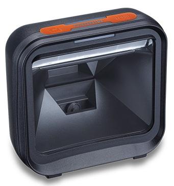Сканер штрих-кодов Mindeo MP8300 (презентационный, 2D имидж, черный) Mindeo , подставка