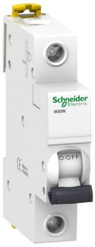 Фото - Автоматический выключатель Schneider Electric A9K24110 Acti 9 iK60 1P 10A (C) автоматический выключатель schneider electric easy 9 1p c 4 5ka 20 а