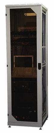Альтертелеком - Шкаф напольный 19, 37U Альтертелеком 1911-6378-1G