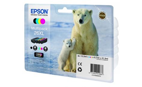 Epson Набор картриджей Epson C13T26364010
