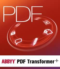 ABBYY PDF Transformer+ 21-50 Per Seat