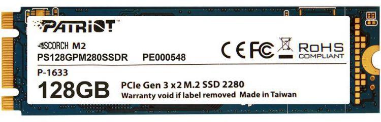 Patriot PS128GPM280SSDR
