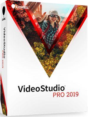 Corel VideoStudio 2019 Pro Lic (5-50)