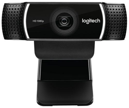 Веб-камера Logitech C922 Pro Stream 960-001088 USB 3.0, Full HD Pro, 1920x1080