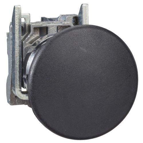 Кнопка Schneider Electric XB4BC21 с возвратом черная 22мм переключатель schneider electric xb5ad41 2 позиции с возвратом 22мм черный