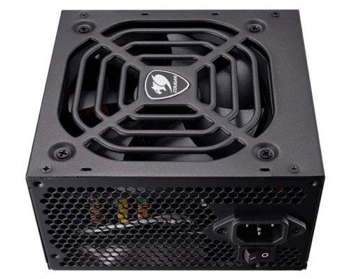 Блок питания ATX Cougar VTE 500 VTE 500 OEM 500W, PCIe-2, aPFC, 120mm Fan, 80Plus Bronze, OEM