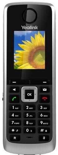 Телефон VoiceIP беспроводной Yealink W52P на 4 линии (база + трубка)