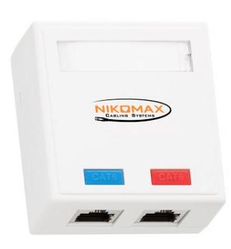 NikoMax NMC-WO2UD2-WT
