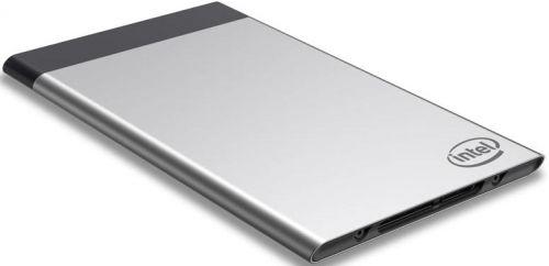 Intel Модульный компьютер Intel BLKCD1M3128MK Compute Card 7th Gen Core M3-7Y30 (128GB SSD, DDR3 4GB, WIFI+BT, Video, Audio) Bulk