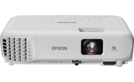 Фото - Проектор Epson EB-E01 V11H971040 3300 Lm, XGA (1024x768), 15 000:1, 2,4 кг проектор infocus in114xv 1024x768 26000 1 черный