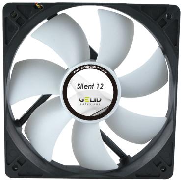 Gelid Вентилятор для корпуса GELID Silent 12 (FN-SX12-10)