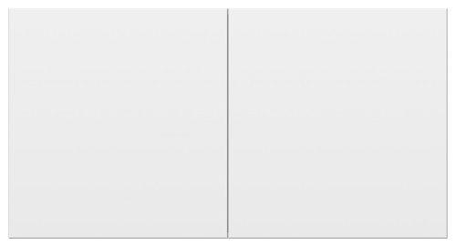 Фото - Розетка Schneider Electric ATN000128 AtlasDesign, двойная, с заземлением, со шторками, со сдвижной крышкой, 16А, в сборе, белая розетка schneider electric atn000144 atlasdesign с заземлением со шторками 16а в сборе белая