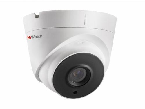 Фото - Видеокамера IP HiWatch DS-I253M 2Мп, 1/2.7'' CMOS, 4мм/86°, механический ИК-фильтр, EXIR до 30м, 0.01Лк/F1.2, H.265/H.265+/H.264/H.264+/MJPEG, DWDR/3D видеокамера ip hikvision ds 2cd2023g0 i 6mm 2мп 1 2 8 cmos exir подсветка 30м 6мм 54° механический ик фильтр 0 01лк f1 2 h 265 h 265 h 264