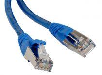 Hyperline PC-LPM-STP-RJ45-RJ45-C5e-1M-LSZH-BL