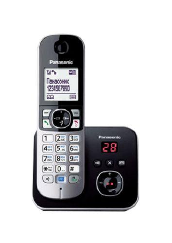 Телефон DECT Panasonic KX-TG6821RUB