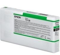 Картридж Epson C13T913B00 I/C Green (200ml) для SureColor SC-P5000