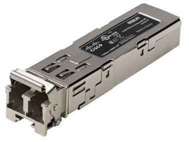 Трансивер Cisco SB MGBLH1 1000Base-LH, SM, 1310nm, 40km, LC