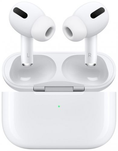 Наушники беспроводные Apple AirPods Pro MWP22RU/A with Wireless Charging Case
